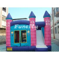 Wholesale Customizable Size Kids Bounce And Slide Inflatable Bouncer 3 - 5 Years Lifespan from china suppliers