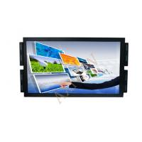 Wholesale DC12V 22'' Widescreen Multi-Touch LCD  Monitor  Anti-vandal Display White Color from china suppliers