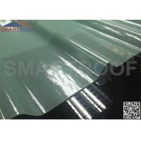 Wholesale Fiber Glass Material Plastic Sheets Corrugated Roofs In Good Thoughness from china suppliers