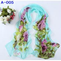 Wholesale Beautiful Scarf A-005 www.excellentsilk.com from china suppliers