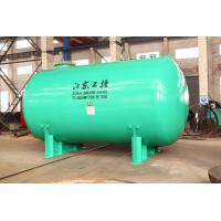 Wholesale 3000L Bromine glass lined storage tank for chemical , Pharmaceutical from china suppliers