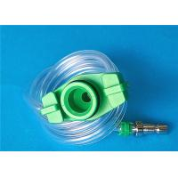 Wholesale 30cc 50cc Plastic Green Syringe Adapter For Bottles OEM / ODM Available from china suppliers