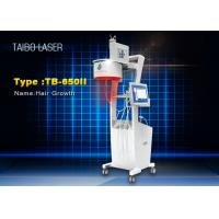 Wholesale Painless LCD Touch Screen Diode Laser Hair Growth Machine Low Level Laser Therapy Machine from china suppliers