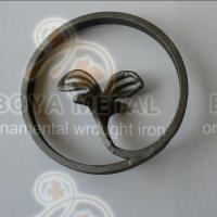 Buy cheap Decorative Fence Wrought Iron Accessories from wholesalers