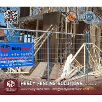 Quality AS4687-2007 standard Temporary Fence (Sales) for sale