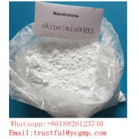 Wholesale Positive Steroid Raw Powder Nandrolones Base For Muscle Enhancement 434-22-0 from china suppliers