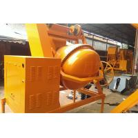 Wholesale China Portable Concrete Mixer with Tilting Drum from china suppliers