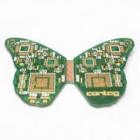 Wholesale Single-sided Plating HAL PCB with 1 Layer and Aluminum Board, Suitable for Electronic Appliances from china suppliers