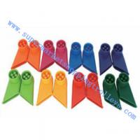 Buy cheap Plastic Accessories Shopping Trolley Spare Parts With Logo Printed from wholesalers