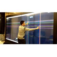 180 / 350 inch Outdoor Infrared Touch Panel Vandal-Resistant Screens For Catalogs