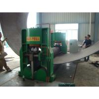 Wholesale 8mm Thickness Plate Rolling Machine , Hydrulic 3 Rolls Sheet Rolling Machine from china suppliers