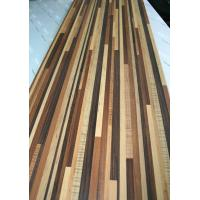 Wholesale E1 water resistant HDF Glossy Laminate Flooring for Office / Hotels from china suppliers