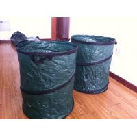 Wholesale 60L polyethylene tarpaulin used for garden trash bag from china suppliers