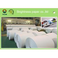 Wholesale Uncoated Ticket Printing Paper , Certificate Printing Paper High Density from china suppliers