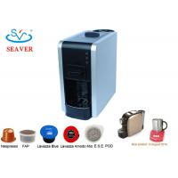 Wholesale Orange / Silver 19 Bar Coffee Machine , Coffee Machines For Businesses from china suppliers