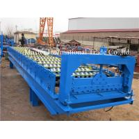 Wholesale Automatic Volume Shutter Door Roll Forming Machine With Computer Control from china suppliers