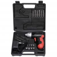 45pcs 4.8V Hot Design Cordless Electric Screwdriver with Battery Indicator / Screwdriver Bits