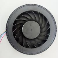 Wholesale 120mm DC Centrifugal Fan 4800rpm , 12V 24V 48V PET Round Fan For Air Purifier from china suppliers