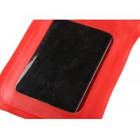 Quality PVC Waterproof Bags for Cell Phone Surfing Dry Drawstring Pouch Phone Carrying Case for sale