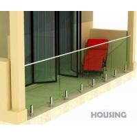 Wholesale Frameless Glass Railing -1 from china suppliers