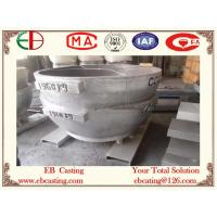 Wholesale Cast Steel Melting Pot for Melting Aluminum EB4058 from china suppliers