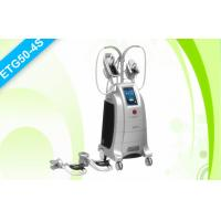 Wholesale Zeltiq Coolsculpting Fat Freezing Equipment , Cryolipolysis Slimming Machine With 4 Handles from china suppliers