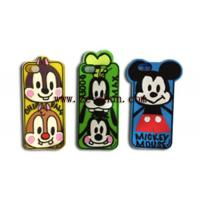 Wholesale Cartoon Style Mobile Phone Silicone Cases apply to Iphone 5 / 5S from china suppliers