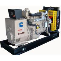 Buy cheap Cummins 6BT5.9-G2 Powered Electrical Diesel Generator For 100 Kva Continuous from wholesalers