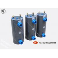 Wholesale Compact Water Cooler titanium heat exchangers 5HP Quick Joint Connector from china suppliers