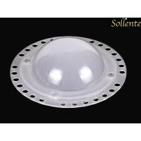 Wholesale Frosted Plastic PC Spot Light LED Lens Cover 120mm 120 Degree from china suppliers