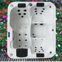Wholesale Portable Acrylic SPA Equipment with Recreation and Thermostat System from china suppliers
