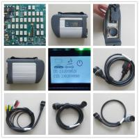 China [UK / Turkey Ship No Tax] MB Star C4 SD Connect Compact 4 Multiplexer for Mercedes Benz Multi Languages for MB Car on sale