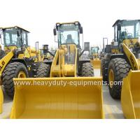 Wholesale SDLG LG946L wheel loader with reforced 2.5m3 bucket of shoveling from china suppliers