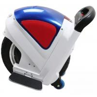 Wholesale White Electric Self Balancing Unicycle With Armrest , Battery Powered Unicycle from china suppliers
