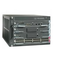 Wholesale 5U Rack Mount Cisco Catalyst C6504 E Switch 4 Slot Chassis WS-C6504-E from china suppliers