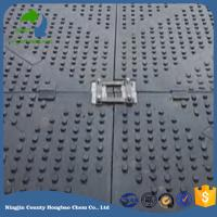 Quality Easy Carring UHMWPE Temporary Ground Mat for Grass Road Protection for sale