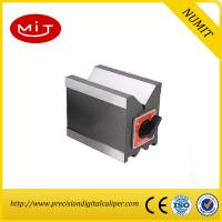 Strong Magnetic Force Magnetic V - block Holding Used for Grinding and Drilling