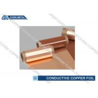Wholesale Shielding Industry ED Conductive Copper Foil for transformer , mobile phone from china suppliers