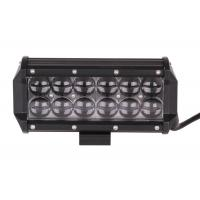 Wholesale 30000 Hour Vehicle LED Light Bar Black 4d 36w 4x4 3060lm Double Row from china suppliers