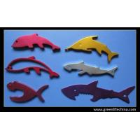 Wholesale Fashion animal shapes various colors alumimum promotional metal beer bottle opener gift from china suppliers