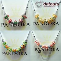 Wholesale Pandora Beaded Jewelry-925 Sterling Silver-Necklaces-Bracelets-Bangles-Imitation Jewelry from china suppliers