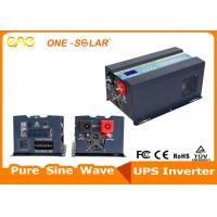 Wholesale Anti-reverse Low Frequency Pure Sine Wave Inverter With AC Charger 2000W 48V from china suppliers