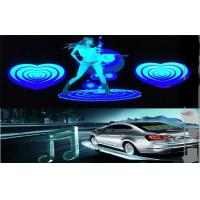 Wholesale Car Audio Voice Rhythm Light , Sound Music Activated Dancing Car LED Equalizer Sticker from china suppliers