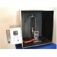 China NFPA 701 Test Method 1 Vertical Flammability Testing Equipment 900 x 510 x 720 mm on sale