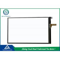 Wholesale 4.3 Inch Analog 4 Wire Resistive Touch Panel for LCD Monitor Single Touch from china suppliers