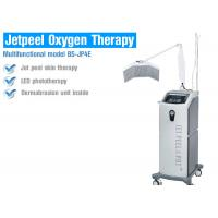 Buy cheap Jet Peel Treatment Oxygen Beauty Machine For Skin Texture Improvement from wholesalers