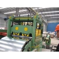Wholesale Cut To Length Line Machine , Galvanzied Steel Coil Cutting Machine Stable from china suppliers
