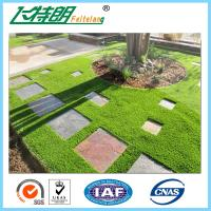 Wholesale Soft Safe Garden Artificial Grass , Artificial Grass Landscape Turf 10mm - 70mm from china suppliers