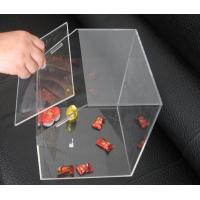 Wholesale acrylic candy storage boxes display rack/ acrylic candy box from china suppliers