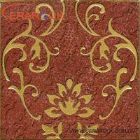 Wholesale 300x300mm Luxury Golden Crystal Polished Tiles from china suppliers